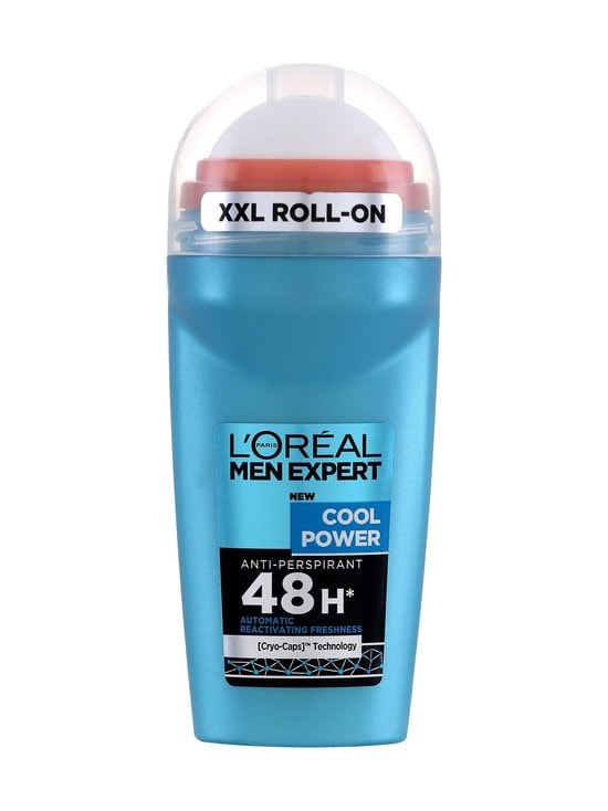 L'ORÉAL MEN EXPERT - Cool Power -antiperspirantti 50 ml | Stockmann - photo 1