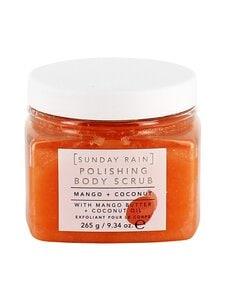Sunday Rain - Creamy Body Scrub Mango & Coconut -vartalokuorinta | Stockmann
