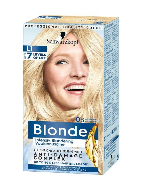 Schwarzkopf - Lightener Blonde L1 -vaalennusaine - NOCOL | Stockmann - photo 1