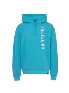 BILLEBEINO - Side Print Hoodie -huppari - 60 BLUE | Stockmann