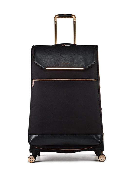 Ted Baker London - Albany Large 4 Wheel Trolley -matkalaukku - BLACK 001 | Stockmann - photo 1