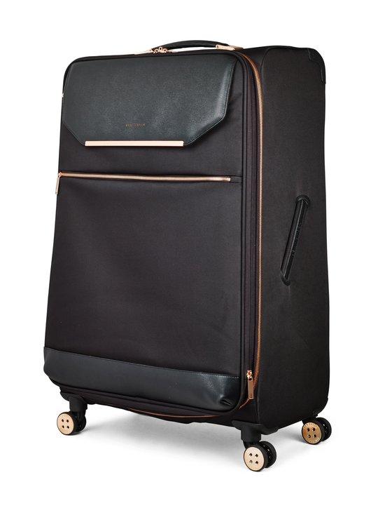 Ted Baker London - Albany Large 4 Wheel Trolley -matkalaukku - BLACK 001 | Stockmann - photo 2