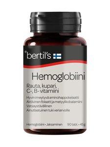 Bertils - Iron Hemoglobin -ravintolisä 90 tabl. | Stockmann