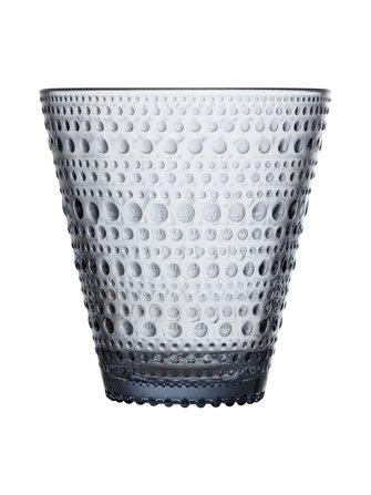 Kastehelmi drinking glass recycled 30 cl, 2 pcs - Iittala