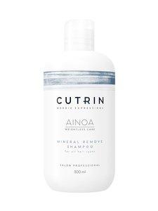 Cutrin - Ainoa Mineral Remove -shampoo 300 ml - null | Stockmann