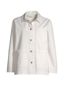 Wood Wood - Mary-Ann Denim Jacket -farkkutakki - 0005 OFF WHITE | Stockmann