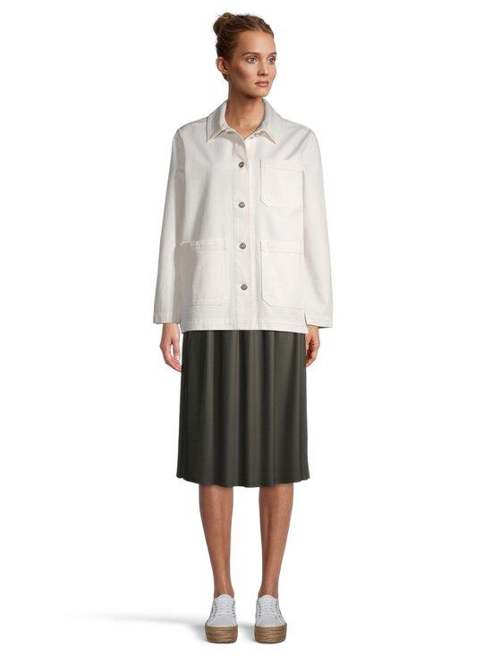Wood Wood - Mary-Ann Denim Jacket -farkkutakki - 0005 OFF WHITE | Stockmann - photo 2
