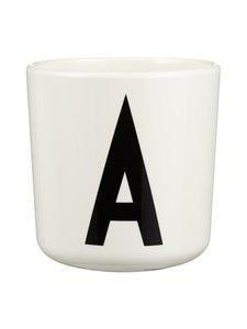 Design Letters - Kirjainmuki, A - VALKOINEN/MUSTA | Stockmann