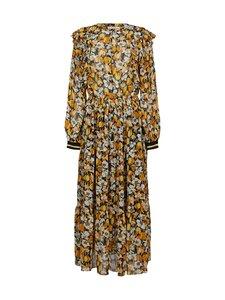 Summum Woman - pitkä kuviomekko - 233 BRIGHT OCHRE | Stockmann