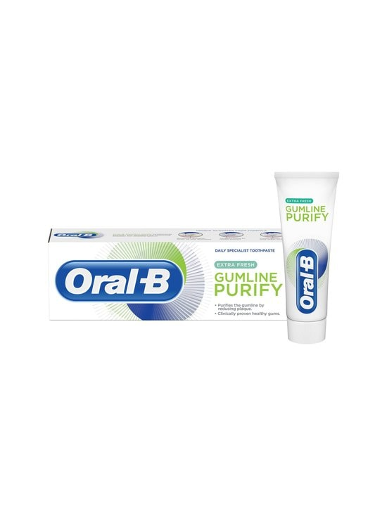 Oral-B - Gumline Purify Extra Fresh -hammastahna 75 ml - NOCOL | Stockmann - photo 1
