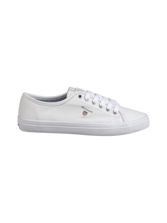GANT - Preptown-nahkatennarit - G290 BRIGHT WHITE | Stockmann - photo 1
