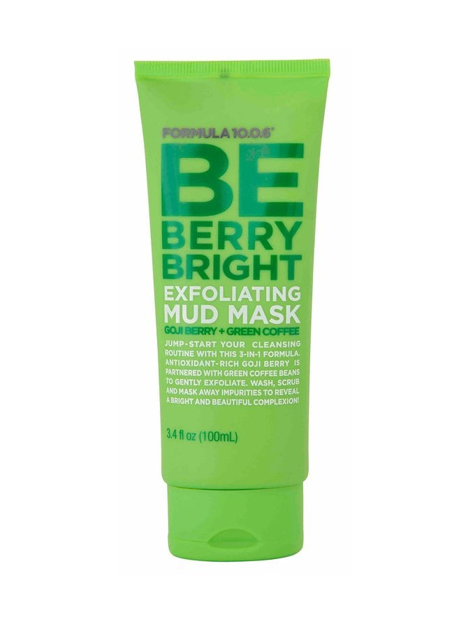 BE BERRY Bright -uudistava mutanaamio 100 ml