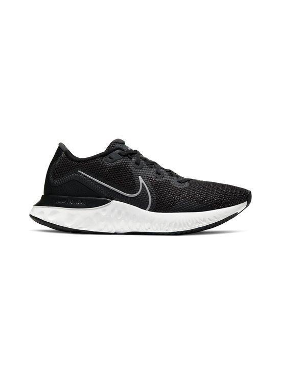 Nike - Renew Run -juoksukengät - 002 BLACK/METALLIC SILVER-WHITE   Stockmann - photo 1
