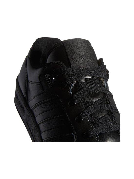 adidas Originals - Rivalry Low -nahkatennarit - CBLACK/CBLACK/FTWWHT | Stockmann - photo 8