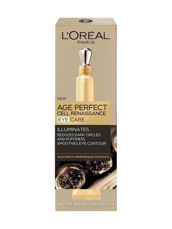 L'Oréal Paris - Age Perfect Cell Renaissance Eye Care -silmänympärysvoide 15 ml - null   Stockmann - photo 1