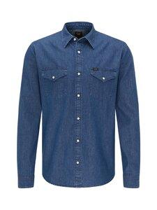 Lee - Shirt Regular Denim -kauluspaita - SJ NIGHT SKY   Stockmann