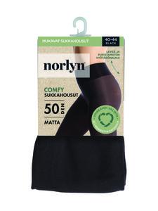 Norlyn - Comfy 50 den -sukkahousut - 1210 BLACK | Stockmann