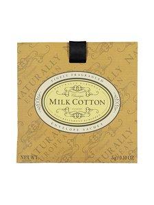 Naturally European - Naturally European Milk Cotton -tuoksupussi - VALKOINEN | Stockmann
