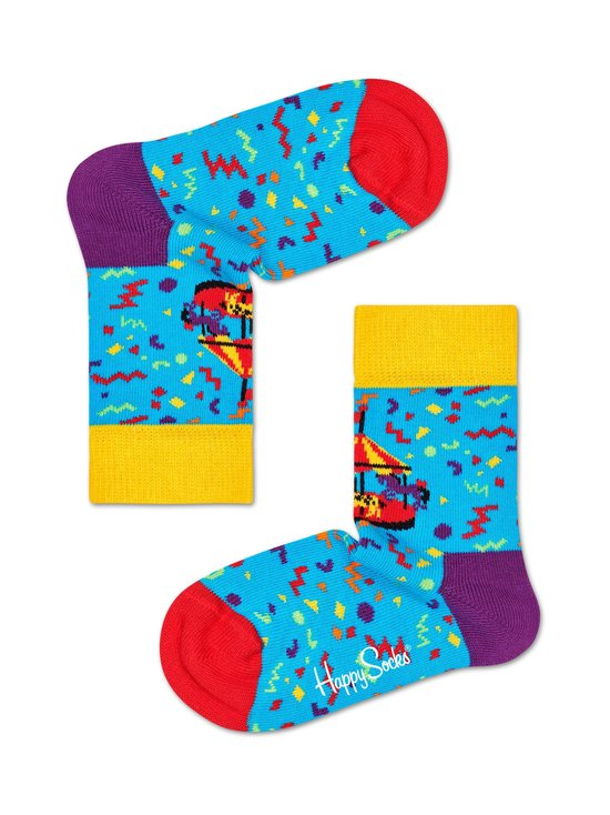 Happy Socks - Kids Carousel -sukat - 6700-BLUE | Stockmann - photo 1