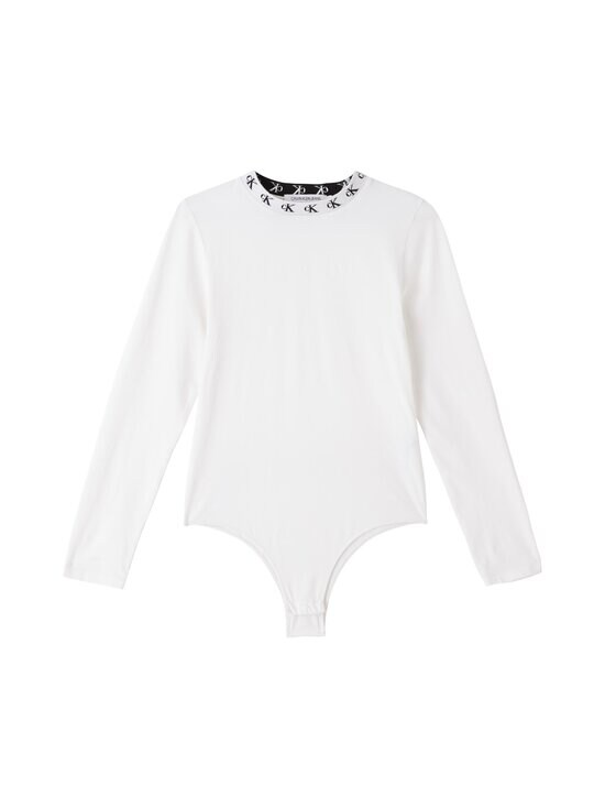Calvin Klein Jeans - CK LOGO TRIM -body - YAF BRIGHT WHITE | Stockmann - photo 1