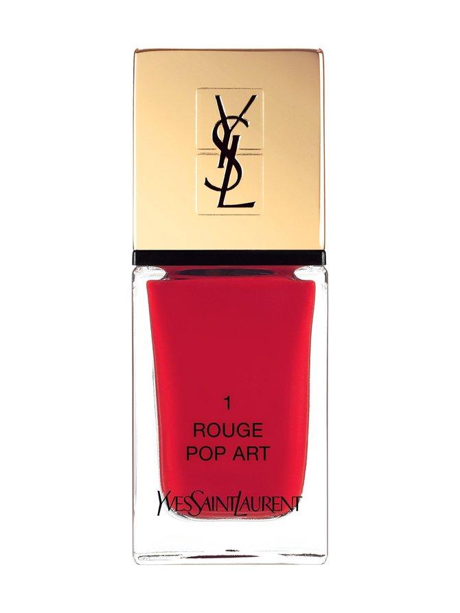 La laque Couture -kynsilakka, 01 Rouge Pop Art
