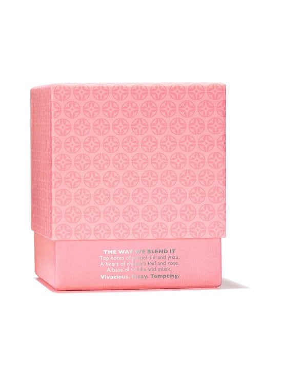 Molton Brown - Delicious Rhubarb & Rose Single Wick Candle -tuoksukynttilä 180 g - 19 | Stockmann - photo 4