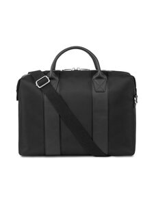 STEELE & BOROUGH - The Briefcase Biker -salkku - BLACK | Stockmann