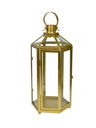 Candle lantern 36 cm - Havi's