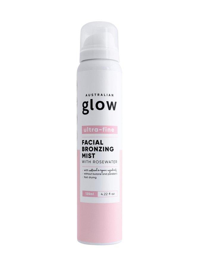 Ultra Fine Facial Bronzing Mist -itseruskettava kasvosuihke 125 ml