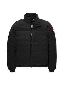 Canada Goose - Lodge-untuvatakki - 61 BLACK - NOIR   Stockmann
