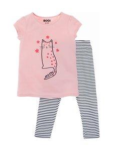 Bogi - Camille-pyjama - PINK | Stockmann