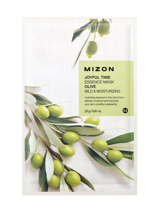 Joyful Time Essence Olive Mask -kangasnaamio 23 g