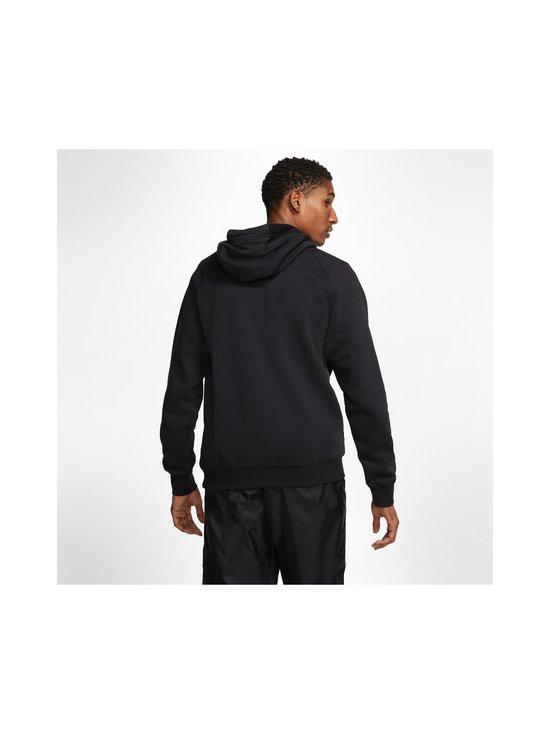 Nike - Swoosh Hoodie -huppari - 010 BLACK/WHITE | Stockmann - photo 4