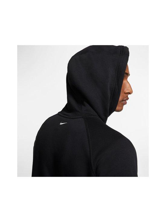 Nike - Swoosh Hoodie -huppari - 010 BLACK/WHITE | Stockmann - photo 6