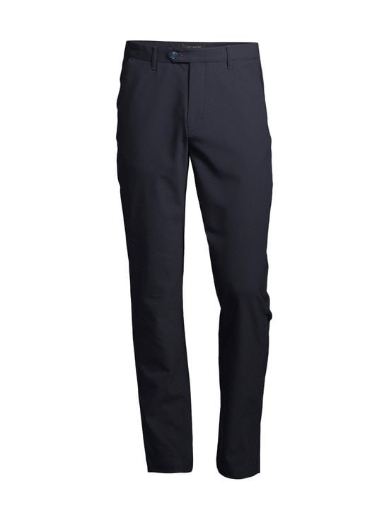 Ted Baker London - Singular Plain Stretch -housut - 10 NAVY | Stockmann - photo 1
