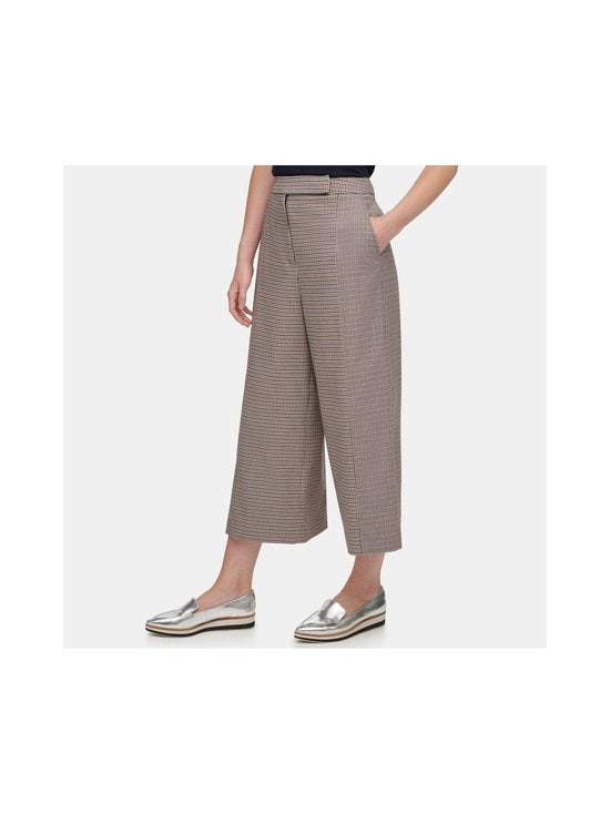 Dkny - Front Tab Culotte -housut - NEW NAVY/NEW CAMEL | Stockmann - photo 3