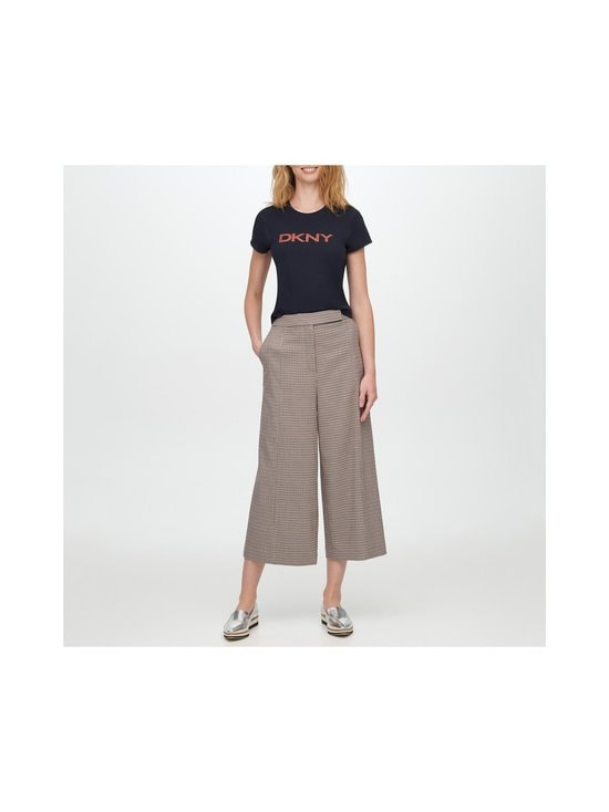 Dkny - Front Tab Culotte -housut - NEW NAVY/NEW CAMEL | Stockmann - photo 4