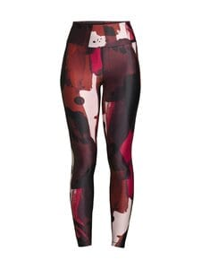 Casall - Paint Printed 7/8 Tights -trikoot - PAINTED RED 245 | Stockmann