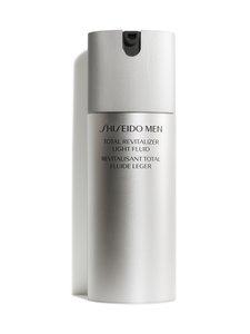 Shiseido - Men Total Revitalizer Light Fluid -ihoa elvyttävä kevyt emulsio 80 ml   Stockmann