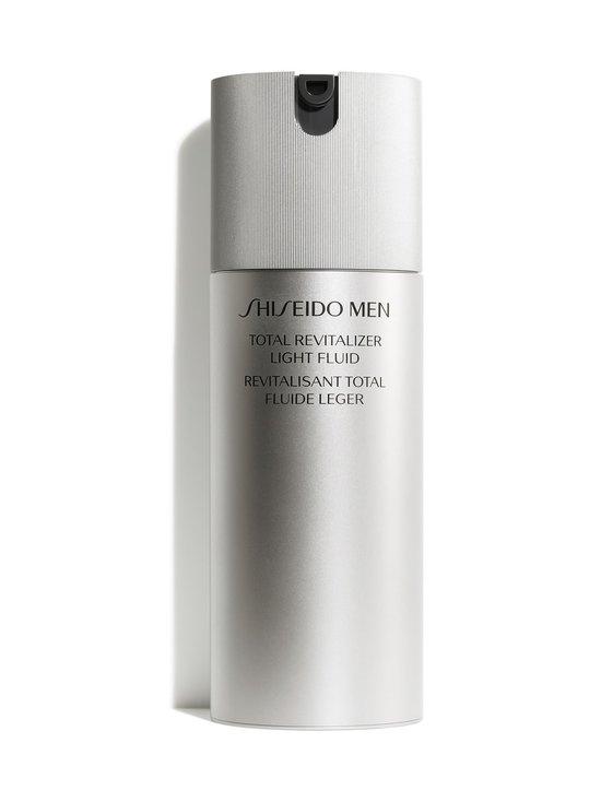 Shiseido - Men Total Revitalizer Light Fluid -ihoa elvyttävä kevyt emulsio 80 ml - NOCOL   Stockmann - photo 1