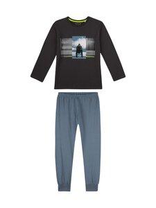 Sanetta - Teens Boy Pyjama Urban Music -pyjama - 5169 PHANTOM   Stockmann