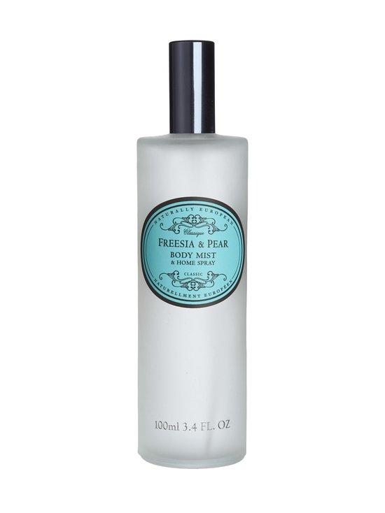 Naturally European - Freesia & Pear Body Mist & Home Spray -tuoksusuihke 100 ml - NOCOL | Stockmann - photo 1
