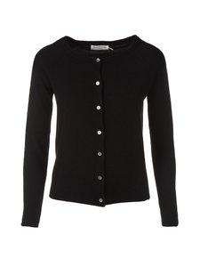 Rosemunde - Wool & Cashmere -neuletakki - 010 BLACK | Stockmann