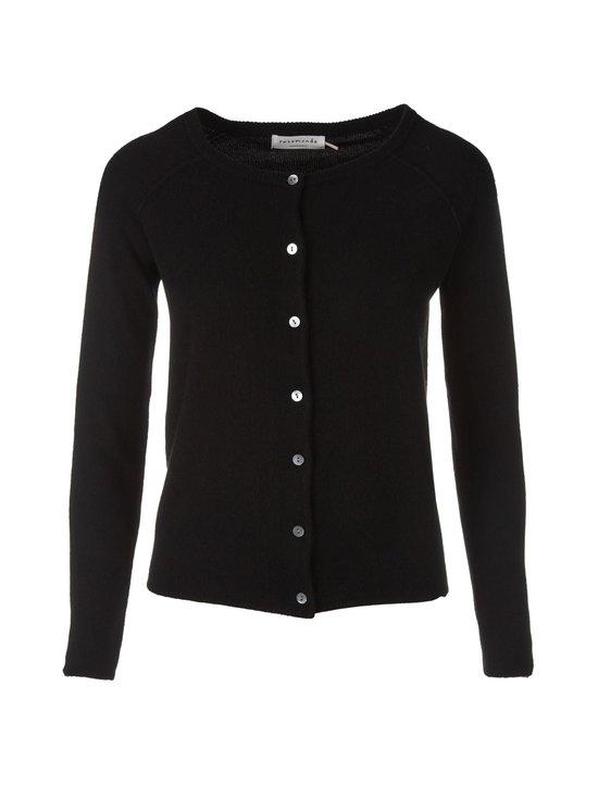 Rosemunde - Wool & Cashmere -neuletakki - 010 BLACK | Stockmann - photo 1