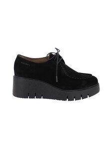 Wonders - E 6231 walking shoe laces -kävelykengät - VELDRY NERO/ VELDRY NERO | Stockmann