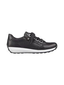 ara - Nahkasneakerit - BLACK | Stockmann