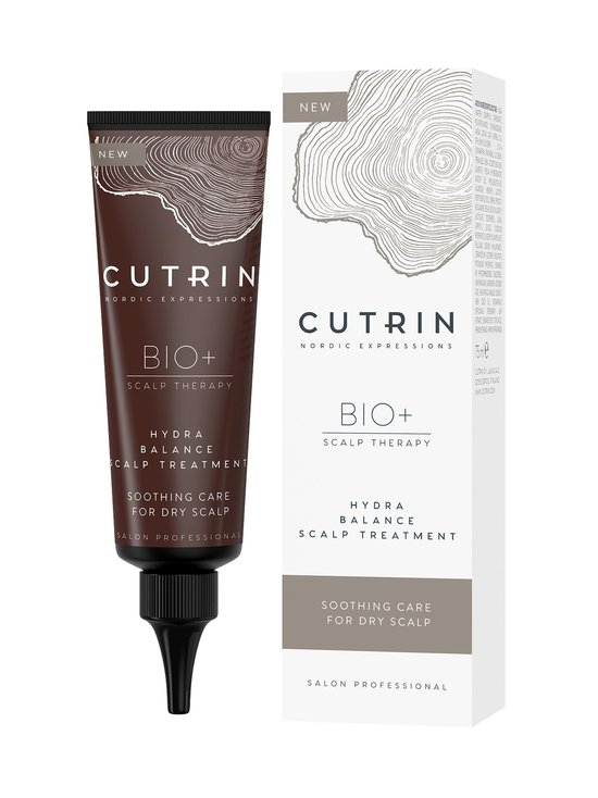 Cutrin Bio+ - Bio+ Hydra Balance Scalp Treatment -hoitotuote 75 ml - NOCOL | Stockmann - photo 1