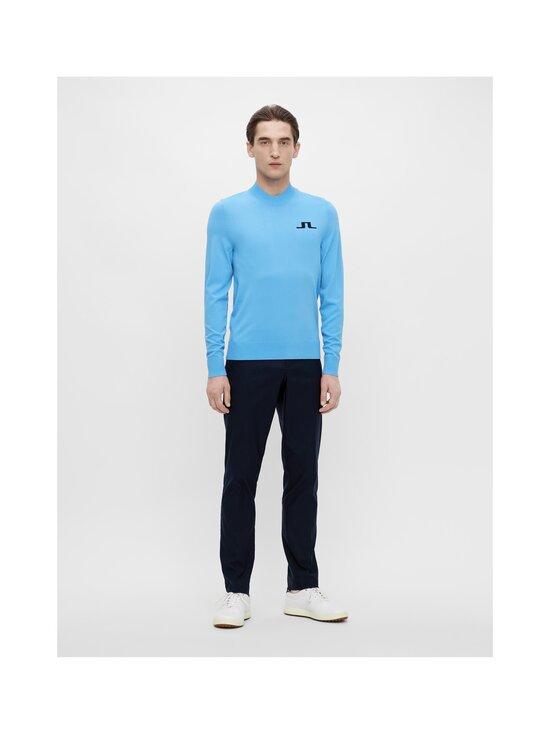 J.Lindeberg - Gus Golf Sweater -neule - O258 OCEAN BLUE | Stockmann - photo 4
