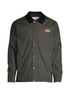 Makia - Makia x Rapala Minnow Jacket -takki - M30001 DARK GREEN | Stockmann