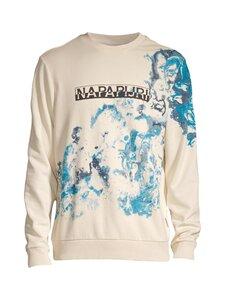 Napapijri - Bylli Sweater -collegepaita - NA9 NEW MILK | Stockmann